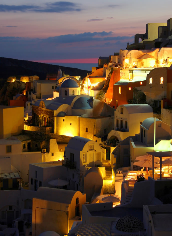 Honeymoon in Greece and the Greek islands