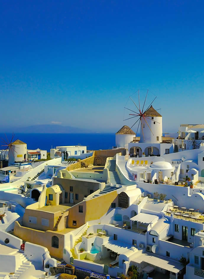 holiday packages in Greece